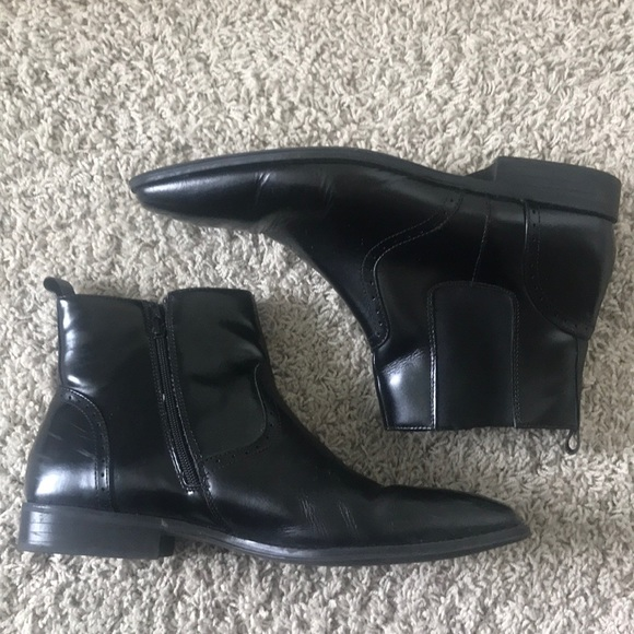 Stacy Adams Other - Mens Stacy Adams leather boots size 12